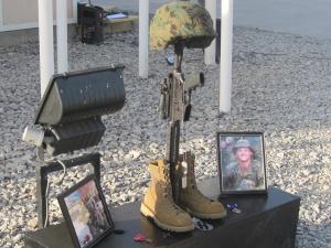 Freeman memorial service 050