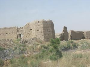 14th century Mongol ruins