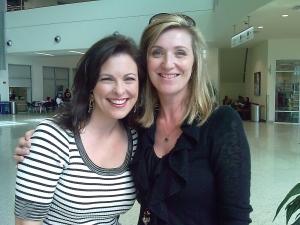 Nicole and Liisa