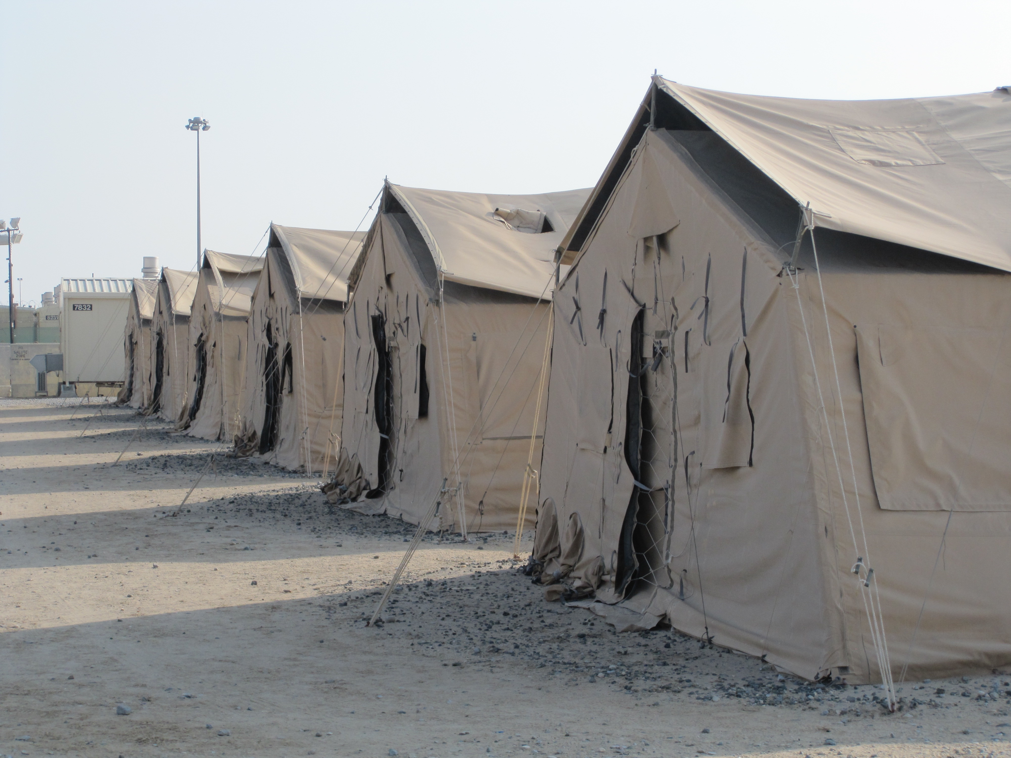 Kuwait afghanistan my last tour living quarters at camp sciox Images